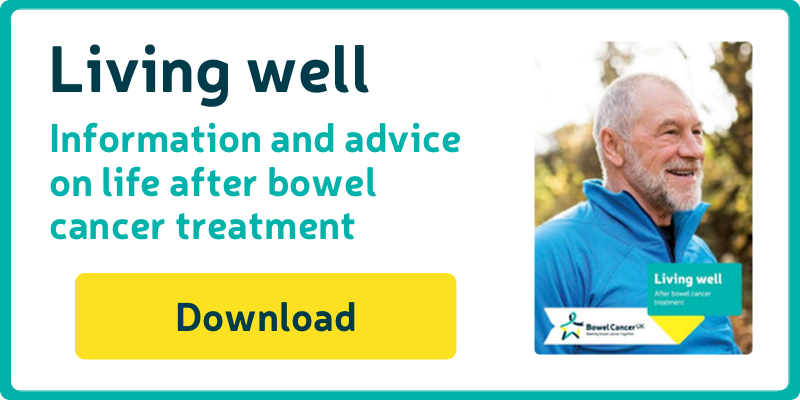 Download our Living well booklet