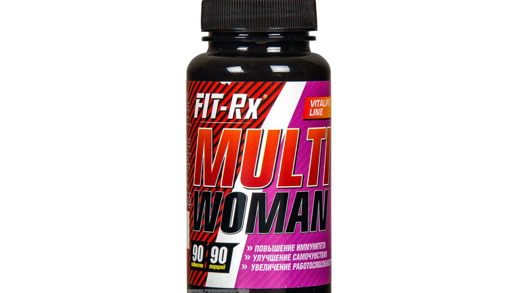 FIT-Rx Multi Woman