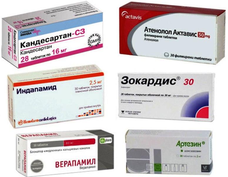 Пониженное давление какие таблетки пить - Медицина и Здоровье